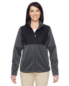 Harriton M745W Ladies' Task Performance Full-Zip Jacket