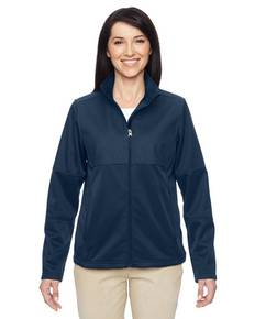 Harriton M745W Ladies' Task Performance Fleece Full-Zip Jacket