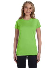 LAT 3616 Ladies' Junior Fit Fine Jersey T-Shirt