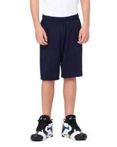 "All Sport Y6707 for Team 365 Youth Mesh 9"" Short"