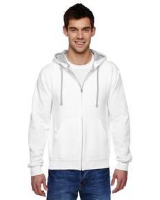 Fruit of the Loom SF73R Adult 7.2 oz. SofSpun® Full-Zip Hooded Sweatshirt