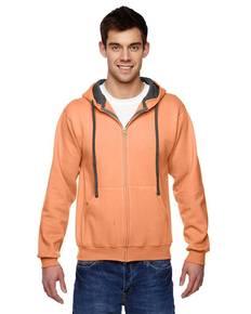 fruit-of-the-loom-sf73r-adult-7-2-oz-sofspun-full-zip-hooded-sweatshirt
