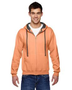 Fruit of the Loom SF73R Adult 7.2 oz. SofSpun® Full-Zip Hooded Sweatshirt