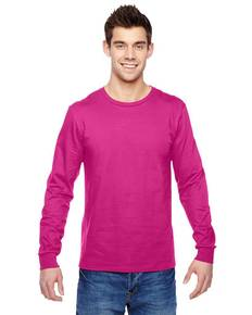 Fruit of the Loom SFLR Adult 4.7 oz. Sofspun® Jersey Long-Sleeve T-Shirt