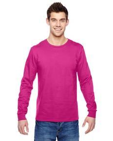Fruit of the Loom SFLR Adult 4.7 oz. Sofspun® Jersey Long-Sleeve T-Shirt