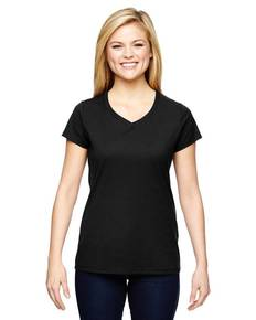 champion-t050-ladies-39-vapor-cotton-short-sleeve-v-neck-t-shirt