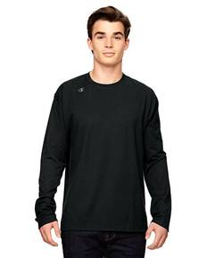 Champion T390 for Team 365 Vapor® Cotton Long-Sleeve T-Shirt