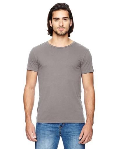 alternative 04162c1 men's heritage garment-dyed t-shirt front image