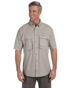 hook-amp-tackle-1013s-men-39-s-gulf-stream-short-sleeve-fishing-shirt