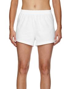 Robinson Apparel 1425 Juniors' Jersey-Knit Cheer Short