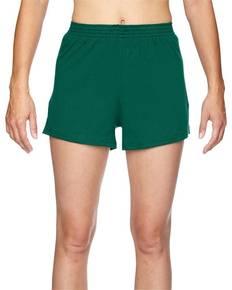 Robinson Apparel 1425 Juniors' Jersey-Knit Cheer Short