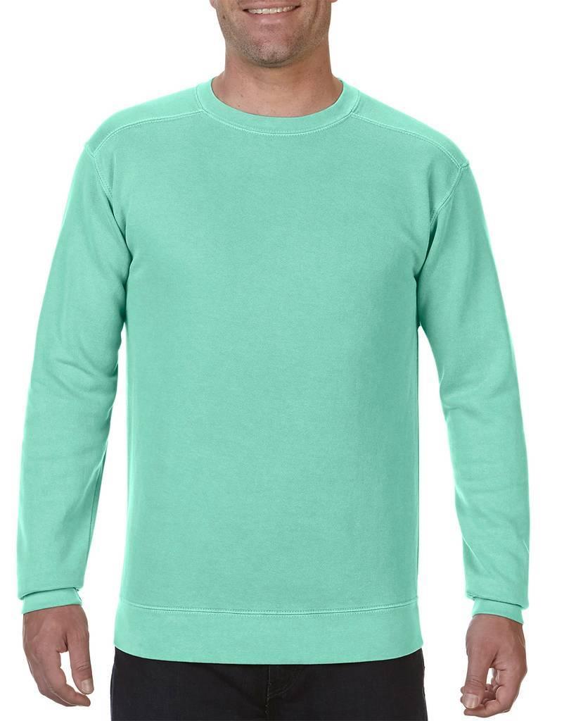 Comfort Colors 1566 Crewneck Sweatshirt Shirtspace Com