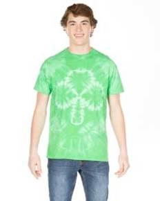 Dyenomite 200NV Shamrock Tie-Dye T-Shirt