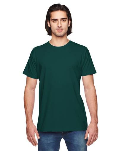 american apparel 2011 unisex power washed t-shirt front image