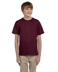 Jerzees 363B Youth 5 oz. HiDENSI-T® T-Shirt