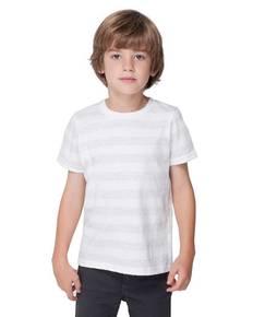 American Apparel 2105 Toddler Fine Jersey Short-Sleeve T-Shirt