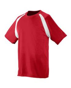 Augusta Drop Ship 218 Polyester Wicking Colorblock Jersey