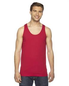 American Apparel 2408 Unisex Fine Jersey USA Made Tank