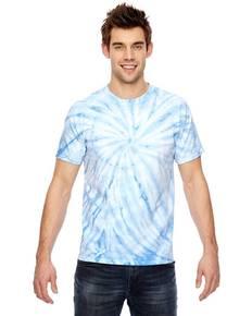 Tie-Dye 365CY Adult TeamTonal CycloneTie-Dyed T-Shirt