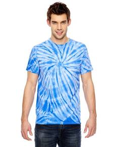 Dyenomite 365CY for Team 365 Team Tonal Cyclone Tie-Dyed T-Shirt