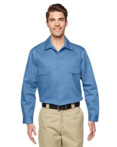 Walls Drop Ship 56915T Men's Flame-Resistant Core Work Shirt - Tall