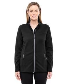 Ash City - North End 78229 Ladies' Torrent Interactive Textured Performance Fleece Jacket