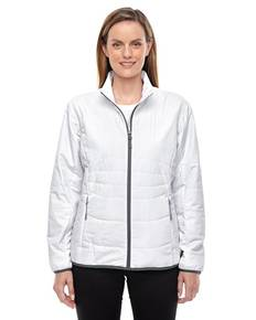 Ash City - North End 78231 Ladies' Resolve Interactive Insulated Packable Jacket