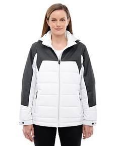 ash-city-north-end-78232-ladies-39-excursion-meridian-insulated-jacket-with-melange-print