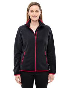 North End 78811 Ladies' Vector Interactive Polartec® Fleece Jacket