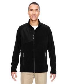 Ash City - North End 88215 Men's Excursion Trail Fabric-Block Fleece Jacket