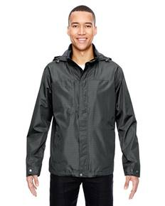 North End 88216 Men's Excursion Transcon Lightweight Jacket with Pattern