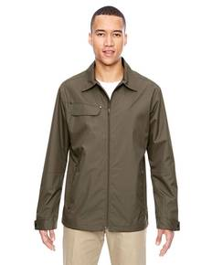 Ash City - North End 88218 Men's Excursion Ambassador Lightweight Jacket with Fold Down Collar