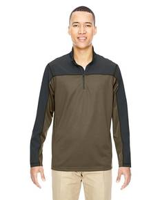 Ash City - North End 88220 Men's Excursion Circuit Performance Quarter-Zip