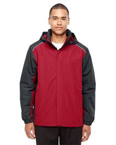 Core 365 88225 Men's Inspire Colorblock All-Season Jacket