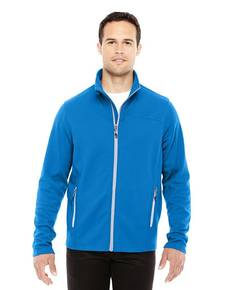 North End 88229 Men's Torrent Interactive Textured Performance Fleece Jacket