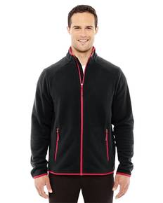 North End 88811 Men's Vector Interactive Polartec® Fleece Jacket