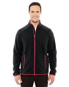 Ash City - North End Sport Red 88811 Men's Vector Interactive Polartec Fleece Jacket