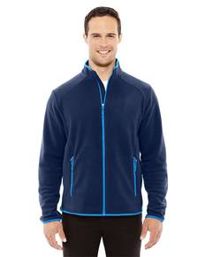 North End 88811 Men's Vector Interactive Polartec® Fleece Jacket