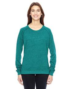 Alternative 01919E1 Ladies' Locker Room Eco-Jersey Pullover