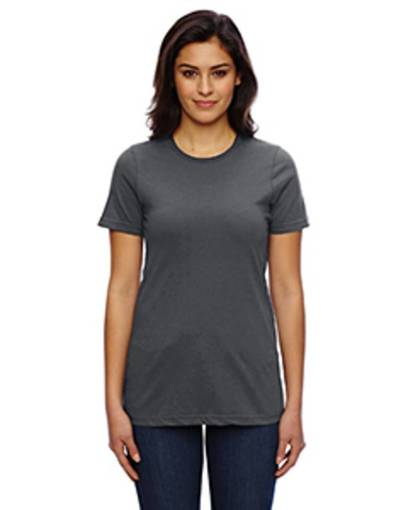 american apparel 23215 ladies' classic t-shirt Front Fullsize