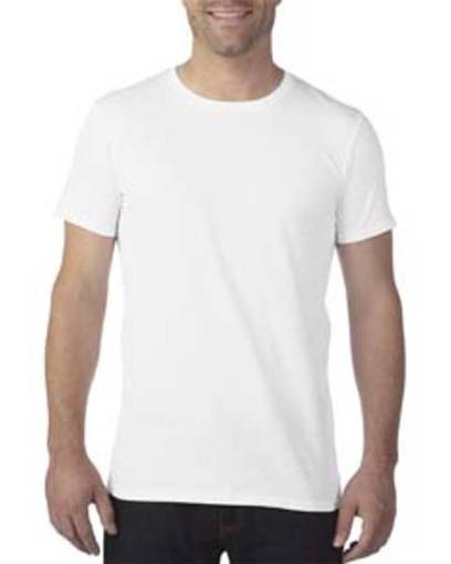 anvil 351 adult featherweight t-shirt front image
