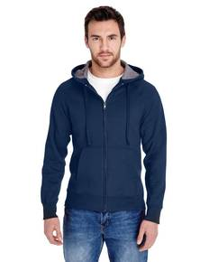 hanes-n280-7-2-oz-nano-full-zip-hooded-sweatshirt