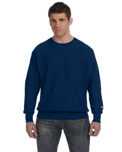 champion s1049 adult reverse weave® crewneck sweatshirt front image