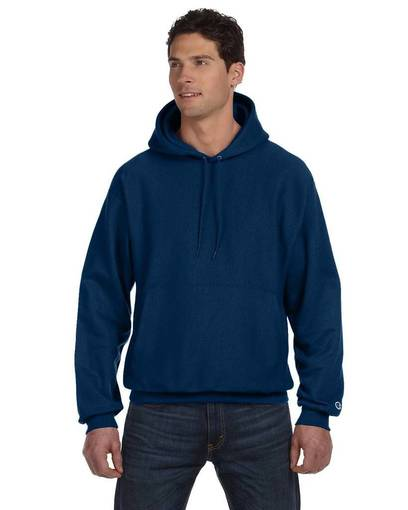 champion s1051 reverse weave® pullover hooded sweatshirt front image