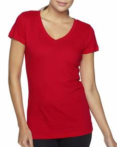 Next Level 3400L Ladies' Sporty V-Neck Tee