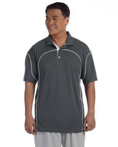 Russell Athletic 434CFM Men's Team Prestige Polo