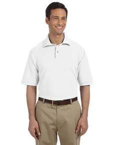 Jerzees 440 Men's 6.5 oz. Ringspun Cotton Piqué Polo