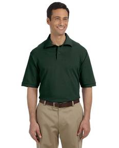 Jerzees 440 Men's 6.5 oz. Ringspun Cotton Piqué Polo