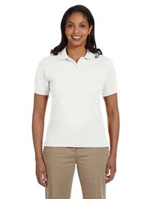 Jerzees 440W Ladies' 6.5 oz. Ringspun Cotton Piqué Polo
