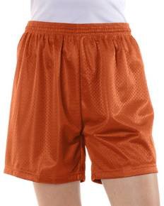 "Badger 7216 Ladies' Mesh/Tricot 5"" Shorts"